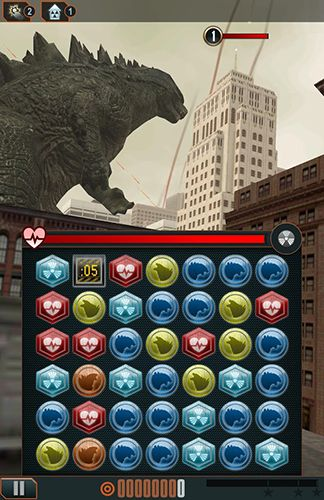 Godzilla: Smash 3 for Android