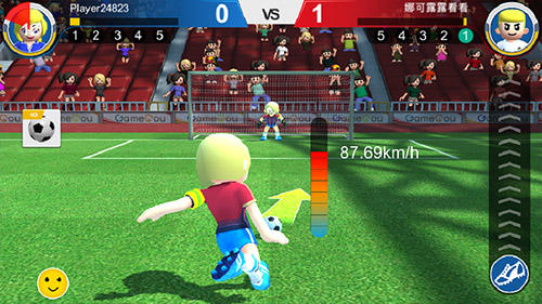 Perfect kick: Russia 2018 für Android