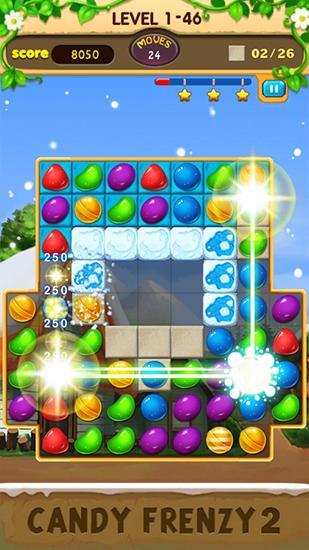 Candy frenzy 2 for Android