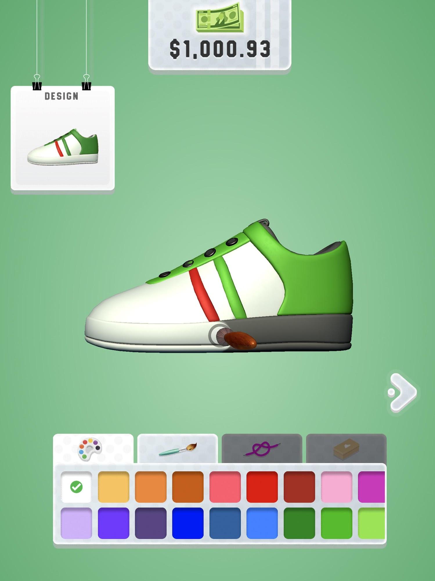 Sneaker Art! скриншот 1