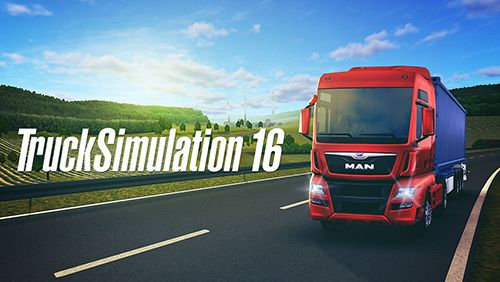 Screenshot Truck Simulation 16 auf dem iPhone