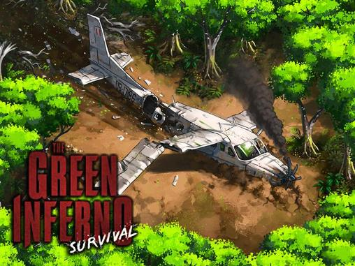 The green inferno: Survival скріншот 1