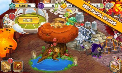 Dragon City скриншот 1