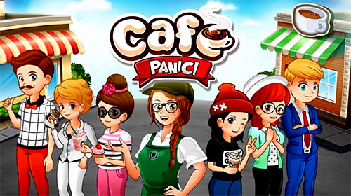 Cafe panic: Cooking restaurant Screenshot
