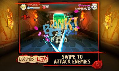 Action RPG games Legends of Loot in English