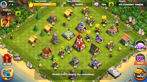 Puzzle clash: A match 3 RPG para Android