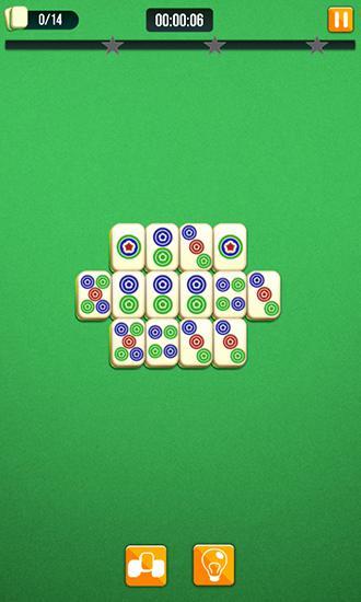 Логические игры: скачать Mahjong to go: Classic gameна телефон