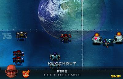 Screenshot Speedball 2 Evolution auf dem iPhone