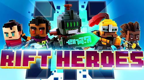 Rift heroes Screenshot