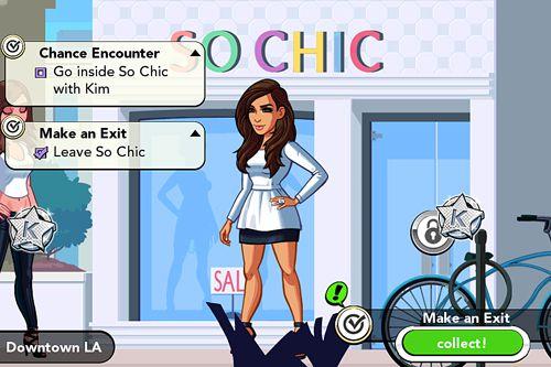 Arcade-Spiele: Lade Kim Kardashian: Hollywood auf dein Handy herunter