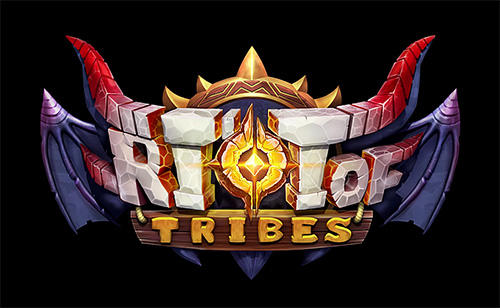 Riot of tribes Screenshot