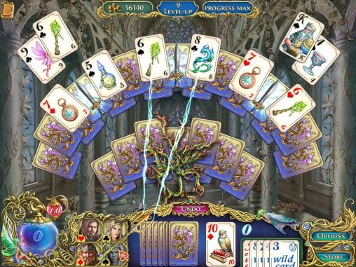 The chronicles of Emerland: Solitaire для Android