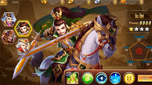 Three kingdoms: Age of chaos для Android