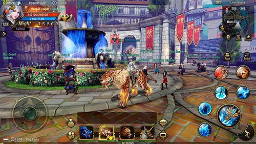 RPG Taichi panda 3: Dragon hunter for smartphone