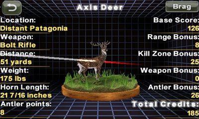 игры про Охоту Deer Hunter Challenge HD на русском языке