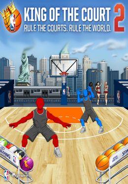 логотип НБА: Король корта 2