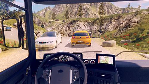 John: Truck car transport für Android