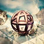 Qbertium: Maze ball runner icono