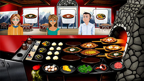 Kebab world: Cooking game chef for Android