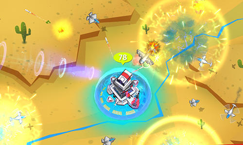 Tower one: Sky defense для Android
