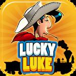 Lucky Luke: Transcontinental railroad builders Symbol