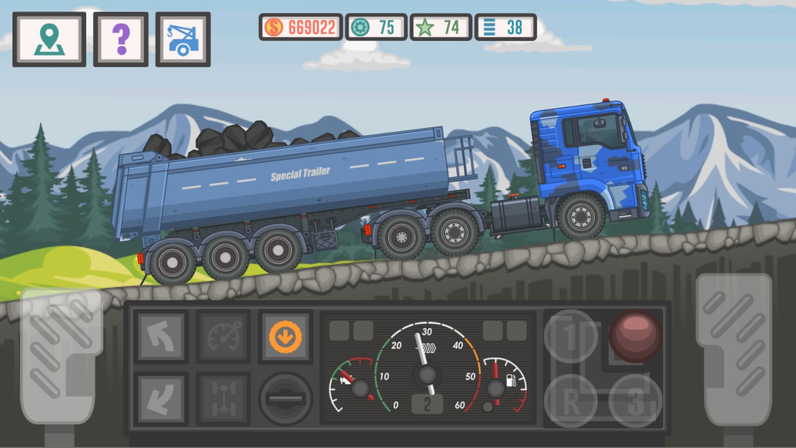 Best Trucker 2 pour Android