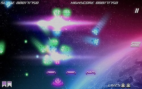 Screenshot Kosmik revenge on iPhone