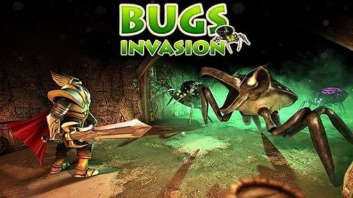 Capturas de tela de Bugs invasion 3D