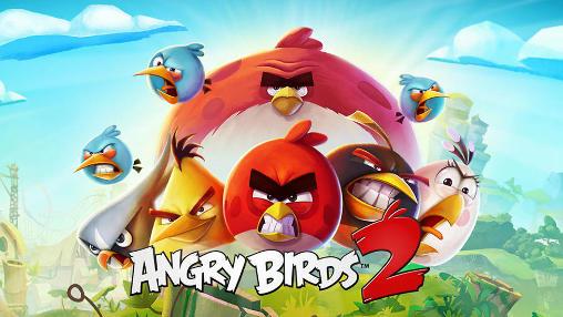 логотип Злые птицы 2