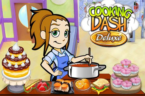 logo Cooking Dash: Deluxe