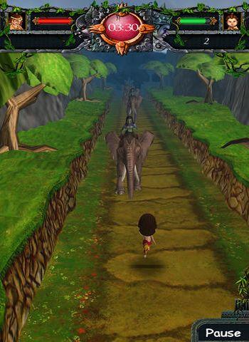 Screenshot Avatari on iPhone