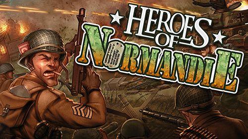 logo Helden der Normandie