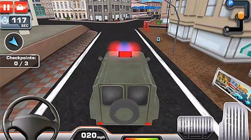 Rennspiele Ultimate parking simulator für das Smartphone