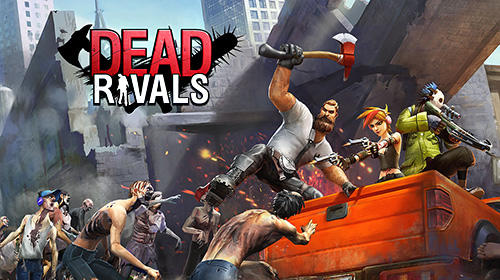 Dead rivals: Zombie MMO screenshot 1
