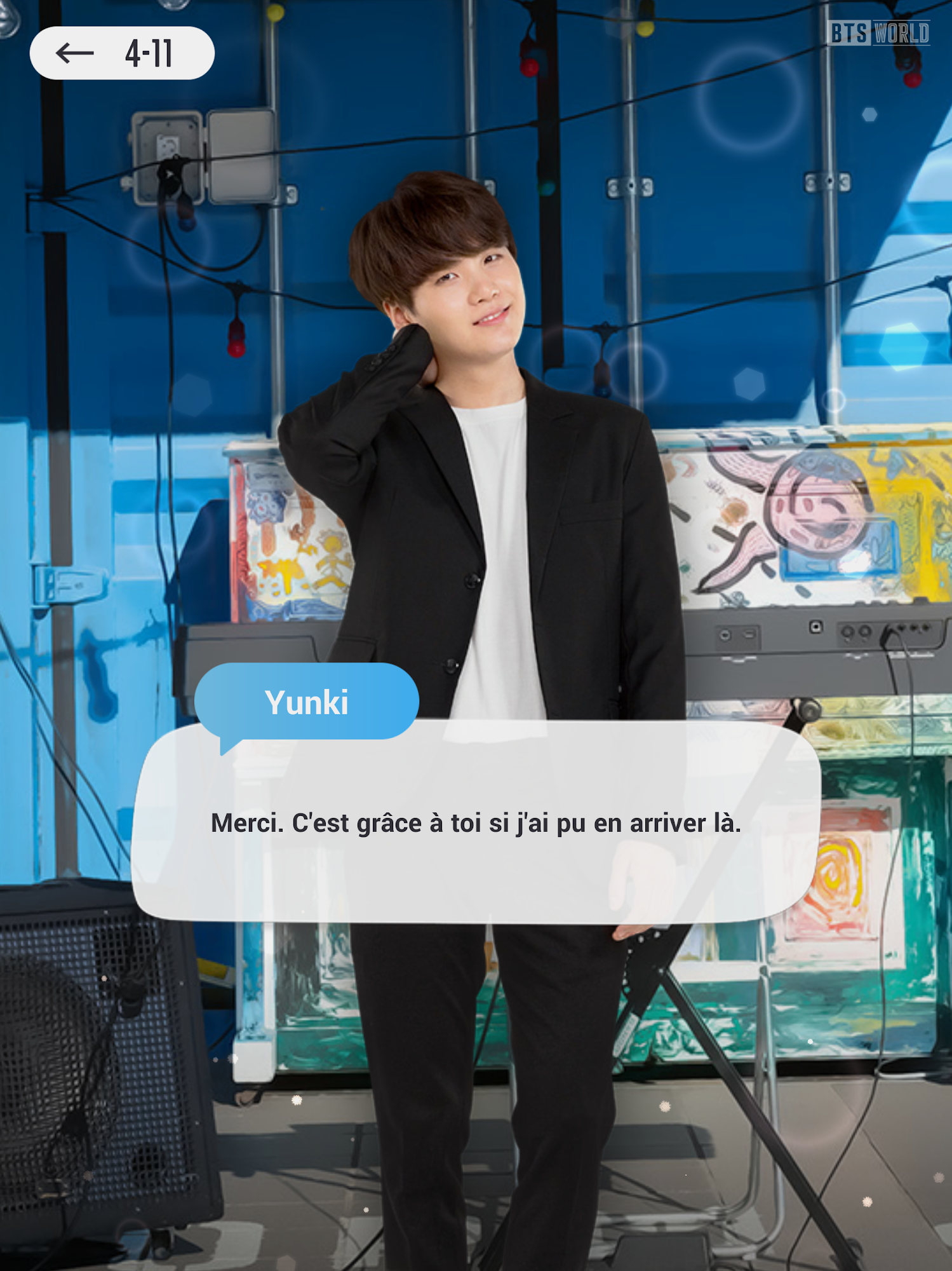 BTS WORLD capture d'écran 3