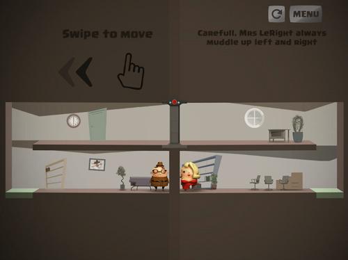 Arcade-Spiele: Lade McLeft LeRight auf dein Handy herunter