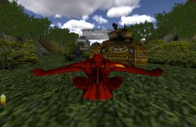 Kampfflieger 3D auf Deutsch