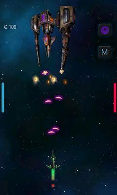 Juegos de arcade X Fleet para teléfono inteligente