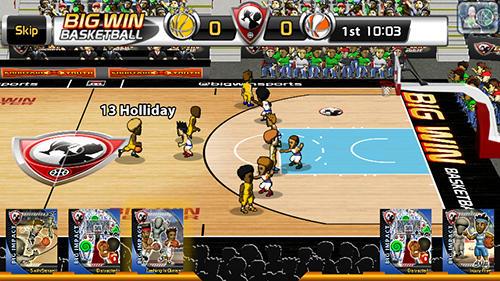 Sport Real basketball winner für das Smartphone