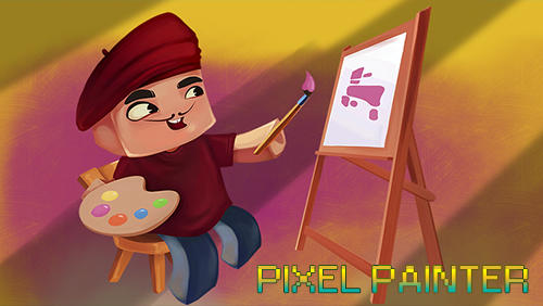 Pixel painter: Drawing online screenshot 1