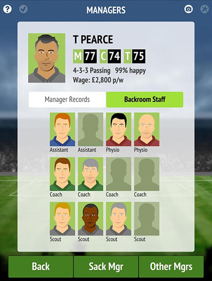 Football chairman pro для Android