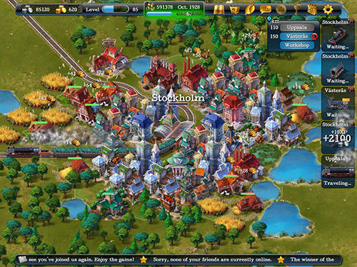 Steampower 1830: Railroad tycoon для Android