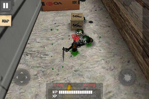 Screenshot Käfer Helden: Quest auf dem iPhone