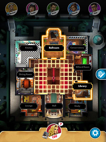 Cluedo for Android