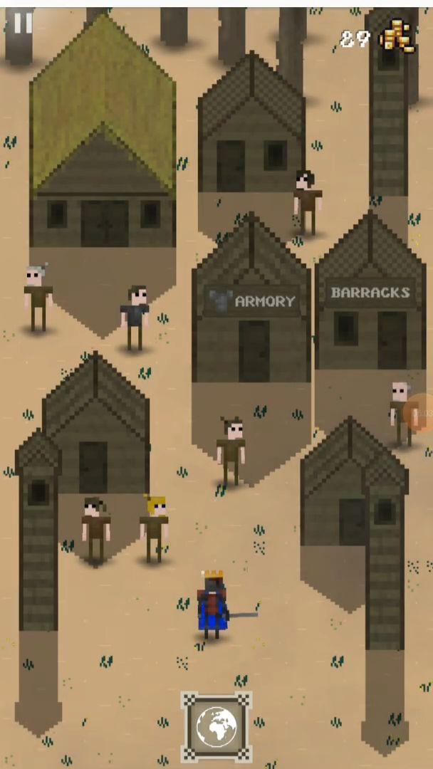 Ming the King - Medieval RPG скриншот 1