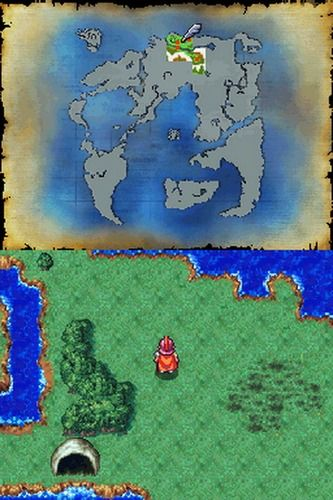Dragon quest 4: Chapters of the chosen для Android