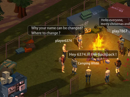 WarZ: Law of survival pour Android