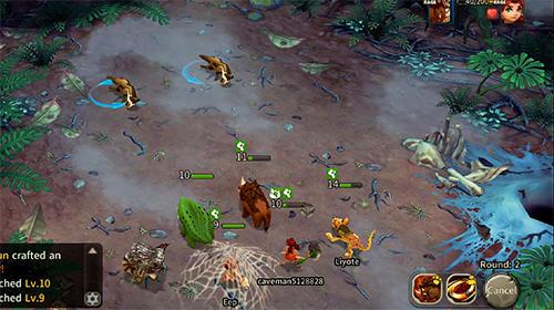 World of cavemen für Android