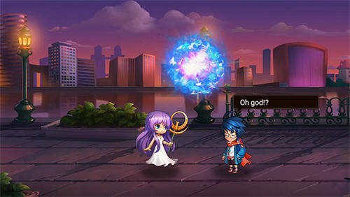 Adventure of heroes captura de pantalla 1