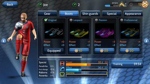 ігри з Мультіплеером: завантажити Завершальний удар: Краща гра з пробиття пенальті на телефон
